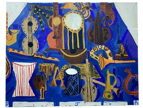 Danny Romeril 10 - Janet Rady Fine Art