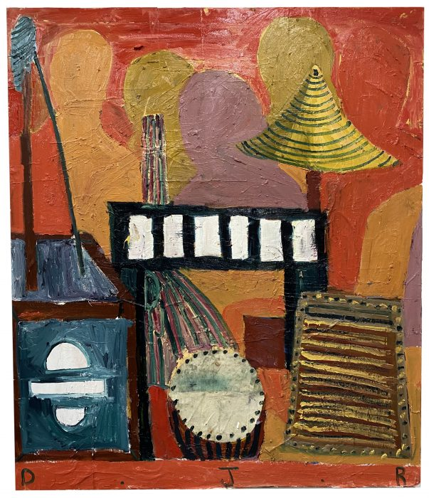 Danny Romeril 8 - Janet Rady Fine Art