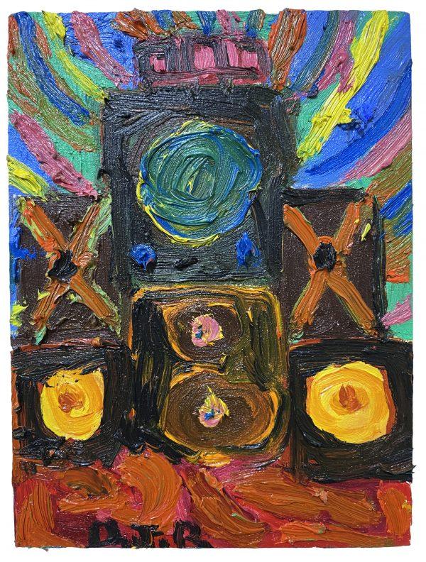 Danny Romeril 20 - Janet Rady Fine Art