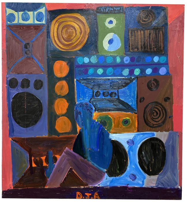 Danny Romeril 17 - Janet Rady Fine Art